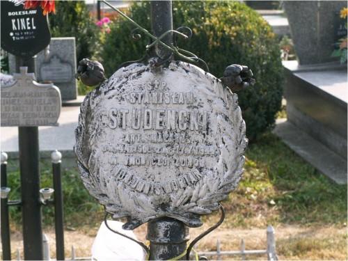 S.Studencki-tablica