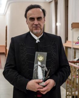 Marek Wiatr laureatem prestiżowej statuetki Mecenas Roku 2016