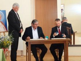 Porozumienie podpisane – zdjęcia
