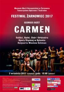 Zaproszenie na Festiwal do Żarnowca